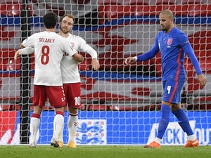 UEFA Nations League roundup: England suffer surprise home defeat to Denmark