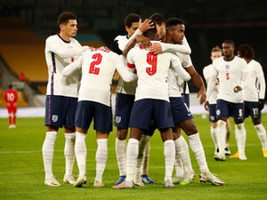 Record-breaker Eddie Nketiah fires England Under-21's to Euro 2021