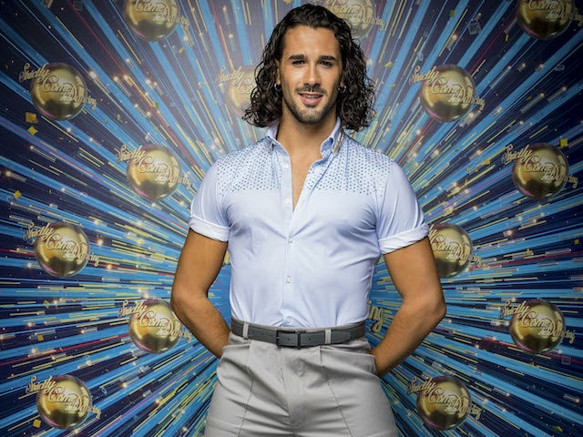 Graziano Di Prima for Strictly Come Dancing 2020