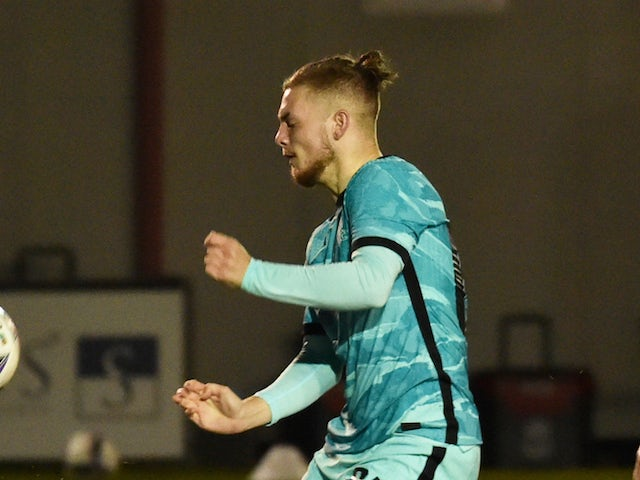 Liverpool send Harvey Elliott on season-long loan to Blackburn