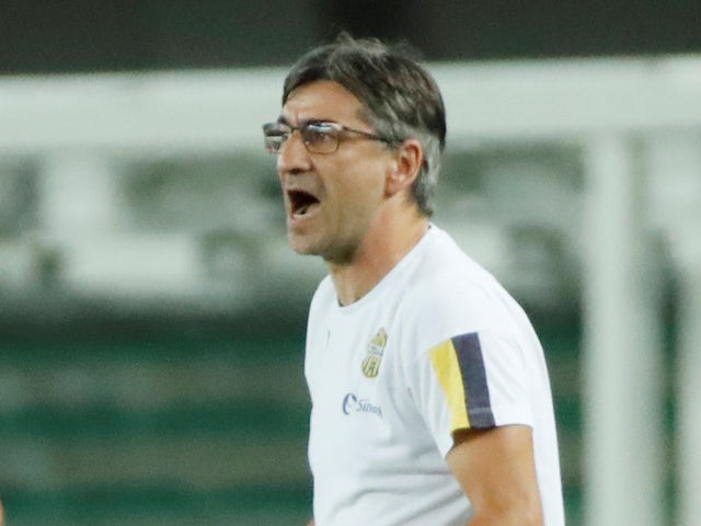 Hellas Verona manager Ivan Juric pictured in July 2020
