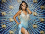 Janette Manrara for Strictly Come Dancing 2020