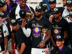 Los Angeles Lakers win first NBA title in a decade with victory over Miami Heat