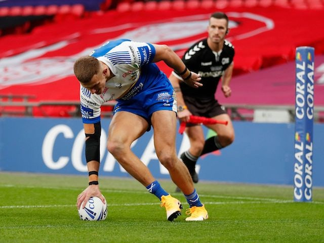 Result: Leeds claim dramatic Challenge Cup final win over Salford