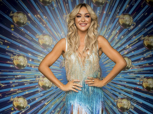 Luba Mushtuk for Strictly Come Dancing 2020
