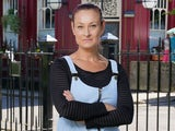 Luisa Bradshaw-White as Tina Carter in EastEnders