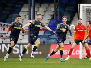 Preview: Stoke City vs. Barnsley - prediction, team news, lineups