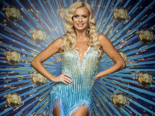 Nadiya Bychkova for Strictly Come Dancing 2020