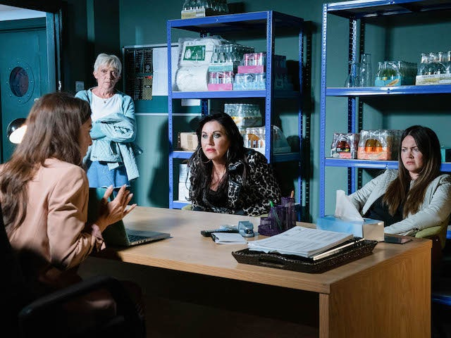 Ruby lays down the law on EastEnders on October 29, 2020