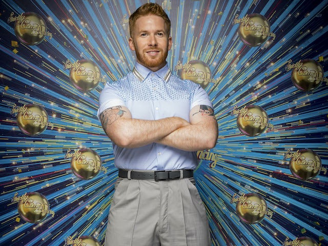 Strictly Come Dancing's Neil Jones keen for male partner