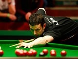 Peter Lines pictured at the Snooker Shoot-out tournament in January 2012