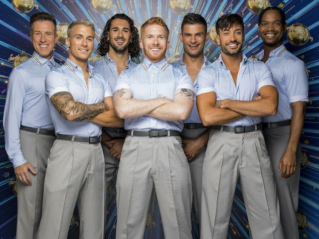 Strictly producers 'determined to feature all-male couple'