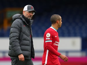 "Jurgen Klopp hopes ""super"" Thiago Alcantara can flourish in 2021"