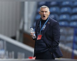 "Tony Mowbray delighted Blackburn overcame ""pressing machine"" of Barnsley"