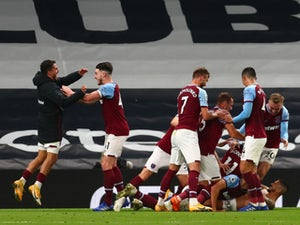 West Ham United stage dramatic late comeback against Tottenham Hotspur