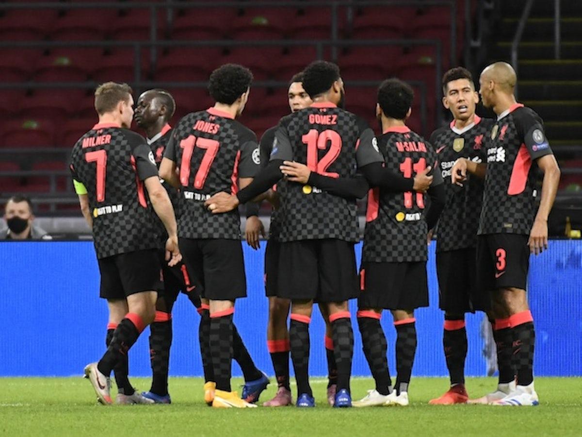 Preview Liverpool Vs Ajax Prediction Team News Lineups Sports Mole
