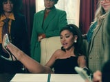 Ariana Grande channels Kenny Everett in the video for 'Positions'