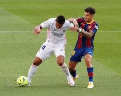 Barcelona injury, suspension list vs. Juventus