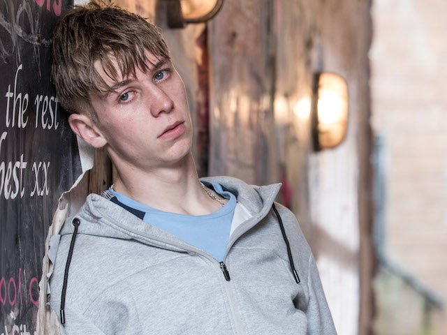 Hollyoaks' County Lines story to take tragic twist for Sid