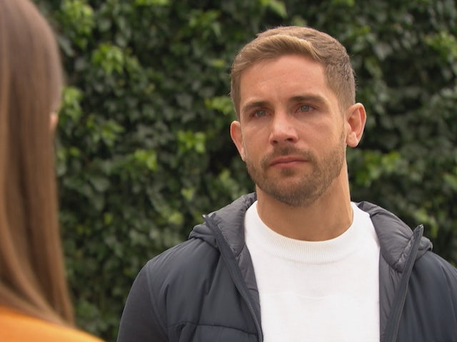Brody on Hollyoaks on October 29, 2020