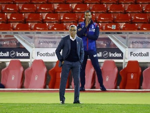 Chris Hughton believes Forest need luck to fall their way