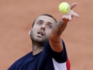 Britain's Dan Evans reaches Monte Carlo semi-finals