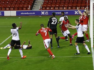 Nottingham Forest strike late to extend Rotherham hoodoo