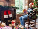Fred Sirieix for the Snackmasters Christmas Special