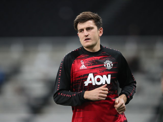 Harry Maguire: 'We are back on track after heavy Tottenham loss'