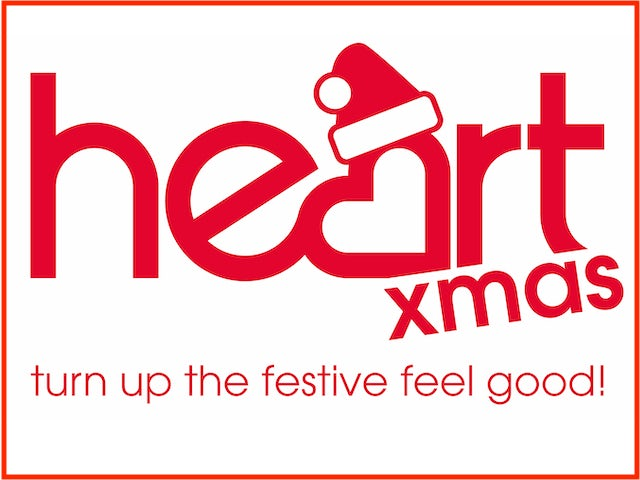 Heart launches Christmas radio station earlier than ever before