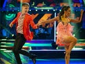 HRVY and Janette Manrara on Strictly Come Dancing week one on October 24, 2020