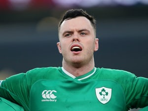 James Ryan confident Ireland can cope with Iain Henderson absence