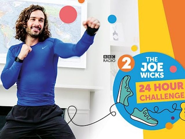 Joe Wicks to undertake 24-hour PE workout session for Children in Need
