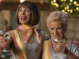 Julie Walters and Christine Baranski in Mamma Mia! Here We Go Again