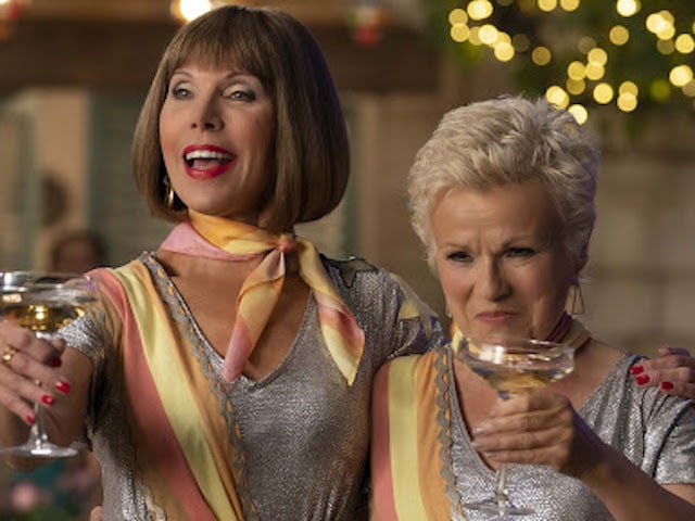 Julie Walters 'will only return to acting for Mamma Mia'