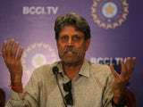 India cricket legend Kapil Dev pictured in August 2019
