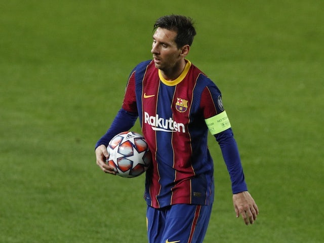 Font insists Messi can be persuaded to stay at Barca