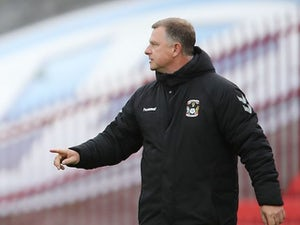 "Coventry manager Mark Robins hails ""brilliant endeavour"" against Reading"