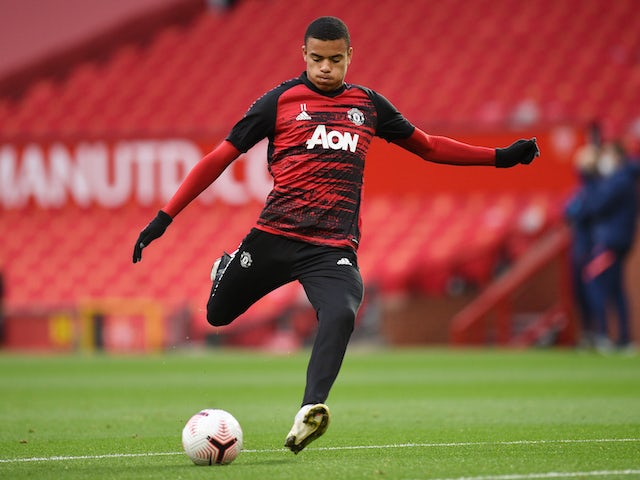 Ole Gunnar Solskjaer: 'I have no doubts about Mason Greenwood'