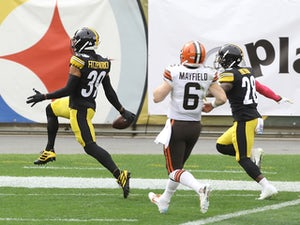 NFL roundup: Pittsburgh Steelers maintain perfect start with victory over Browns