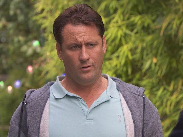 Tony on Hollyoaks on Monday, October 26, 2020