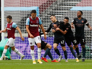 Phil Foden rescues a point for Manchester City at West Ham