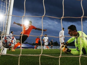 Coronavirus-hit Shakhtar Donetsk stun Real Madrid to claim all three points in five-goal thriller