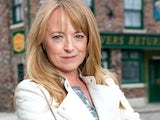 Sally Ann Matthews as Jenny Connor in Coronation Street