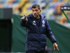 Sergio Conceicao shrugs off poor Porto record in England ahead of Man City tie