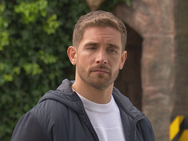 Brody on Hollyoaks on October 28, 2020
