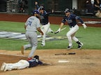 Result: Tampa Bay Rays secure 8-7 walk-off victory to tie World Series