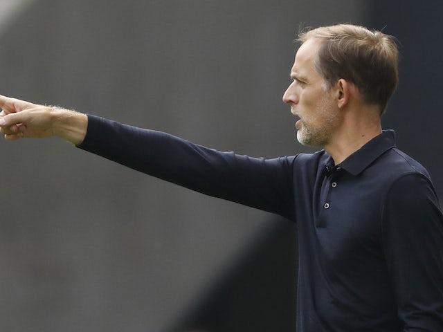 Paris Saint-Germain PSG manager Thomas Tuchel pictured in September 2020
