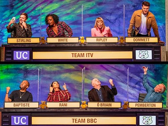 ITV to face off against BBC in special episode of University Challenge