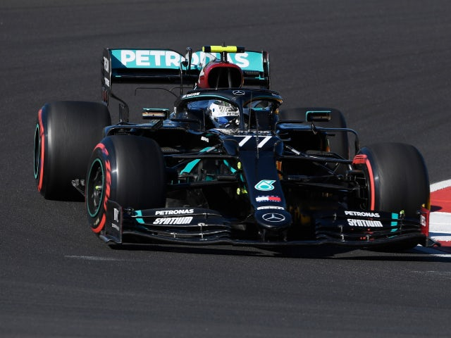 Result: Valtteri Bottas edges Lewis Hamilton in final practice for Portuguese GP